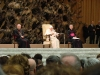 The Holy Father at Ash Wednesday's General Audience