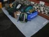 Luggage ready to go