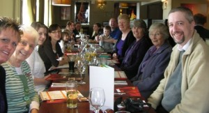 Lunch at the Beefeater at Crossbush
