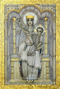Our Lady of Walsingham in Westminster Cathedral