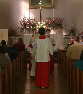 Corpus Christi Procession.