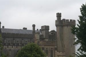Arundel Castle.
