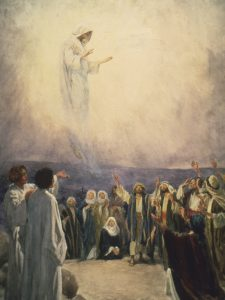 The Lord's Ascension, William Henry Margetson (1861–1940)