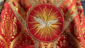Chasuble from Maris Stella Vestments