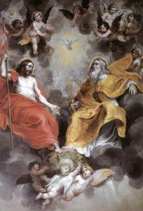 The Holy Trinity, Hendrick van Balen (c.1573–1632), 1620s; St James' Church, Antwerp